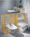 Системы инсталляции для подвесной сантехники