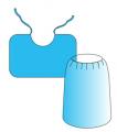 Увесь асортименти мед.одягу від компанії Німан: халати медичні, серветки, комплекти білизни для гігієни в Україні