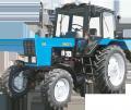 Трактор Беларус-82.1 Мінський тракторний завод