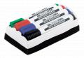 Маркеры для сухостираемых досок от ТМ BUROMAX