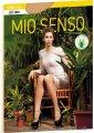 """Колготки Mio Senso """"Lime ave.20 den"""", с плотными шортиками 2-5 р."""