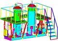 Установка вакуум-нагнетательной пропитки якорей электродвигателей