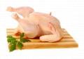 Ganzes gefrorenes Huhn