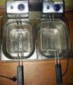 Фритюрница электрическая Tugra Т9022 4+4