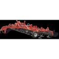 Культиватор прицепной для сплошной обработки 8,5м Полярис-8,5 Червона зирка
