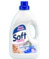 Жидкое средство для стирки детских вещей Soft  Baby 1 л.