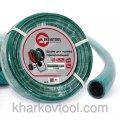 Шланг для полива 3-х слойный 3/4, 100м, армированный PVC Intertool GE-4047