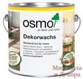 Цветное масло Osmo Dekorwachs Creativ Intensive Tone 2,5 л