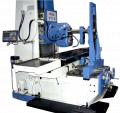 Верстат фрезерний широкоуниверсальний тип X715 (стіл - 2100х500мм), пр-в DMTG Dalian Machine Tool's Group, Китай