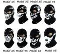 Балаклава череп, маска подшлемник Radical Skull 100002