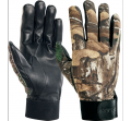 Перчатки для охоты демисезонные Cabela's Men's Camoskinz Uninsulated Shooting Gloves