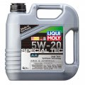 Масло моторное LIQUI MOLY LEICHTLAUF SPECIAL АА 5W-20   4 л.