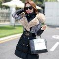 Женское демисезонное пальто куртка. Модель 736 черный