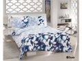 Комплект постельного белья Sofia голубой полуторный