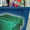 Ящики з утилізованих матеріалів Recycling