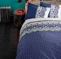 Комплект постельного белья Aran Clasy Canzone V1 двуспальный евро