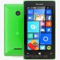 Мобильный телефон Microsoft Lumia 435 Green Dual Sim