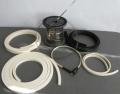 Запчасти для упаковочного оборудования, расходные материалы для упаковочного оборудования - нож нихром, керамика, тефлон, тены.