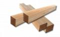 Бруски деревянные производство, строганные бруски для строительства