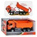 Детский игрушечный грузовик Limo Toy 9099 D Камаз Самосвал