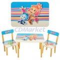 Детский стол Bambi 501-4