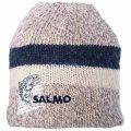 Шапка вязаная с флисовой подкладкой. Salmo 302744-L