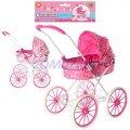 Детская коляска для кукол Metr+ 8826BN