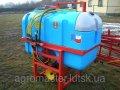 Опрыскиватель навесной Wirax 800 л./14 м. | Agromaster.lutsk.ua