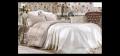 Комплект постельного белья + покрывало пике LARISSA