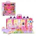 Замок кукольный Toys 3140 Клубничка Doll House