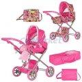 Детская коляска для кукол Melogo 9333 / 014/ 9119