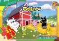 Детский пазл G-Toys ST003 Stikeez