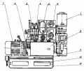Буровая установка СКБ-41