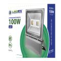 Светодиодный прожектор LEDEX 100W PREMIUM, 9000lm, 6000К холодный белый, 120º, IP65