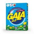 Порошок стиральный автомат Gala 400г 2в1 Весенняя свежесть