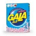 Порошок стиральный автомат Gala 400г 2в1 Французкий аромат