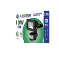 Светодиодный прожектор LEDEX 10W с датчиком движения