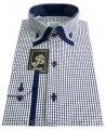 Рубашка мужская классическая № S 79.1 RC