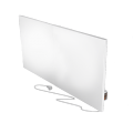 Обогреватель керамический 900Вт со встроенным электронным программатором (цвет: белый глянцевый/матовый или черный глянцевый)