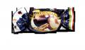 Конфеты «Чернослив с грецким орехом»