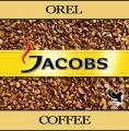 Растворимый сублимированный кофе Jacobs Monarch