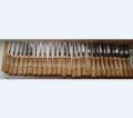Набор стамесок STRYI для резьбы по дереву, 27 штук Р27-01
