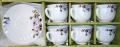 Набор чайный 12 пр. Голубая роза (190 мл), артикул 558-18