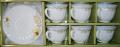 Набор чайный 12 пр. Лилия (190 мл), артикул 558-18