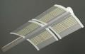 Светодиодный светильник для автозаправочных станций  LED-SU-24-125-S-672-X