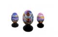 El huevo Religious R de madera - 47