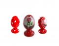 Яйцо деревянное Valentine's Day - 13