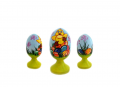 Яйцо деревянное  на ножке Easter Р -  21