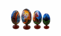 Яйцо деревянное Cristmas Religious - 8