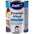 Емаль ПФ-115 Delfi